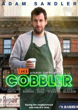 The Cobbler, Movie on DVD, Comedy Movies, movies coming soon, new movies in May