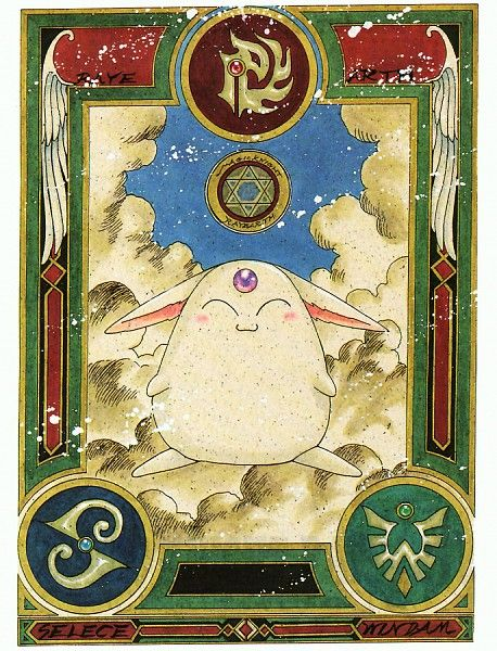 Magic Knight Rayearth, Mokona Modoki