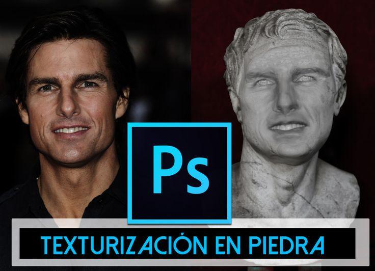 Texturización en piedra 830x600 Tutorial de Photoshop: Texturización en piedra Parte I