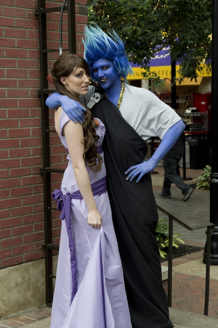 meg and hades from disney 39 s hurcules katsucon 18 cosplay. Black Bedroom Furniture Sets. Home Design Ideas