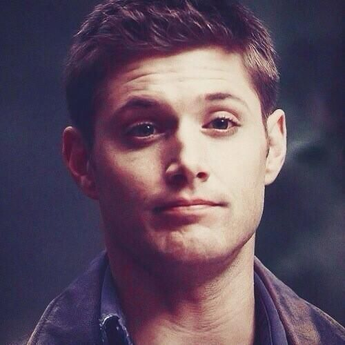 Dean Winchester...this face is everything