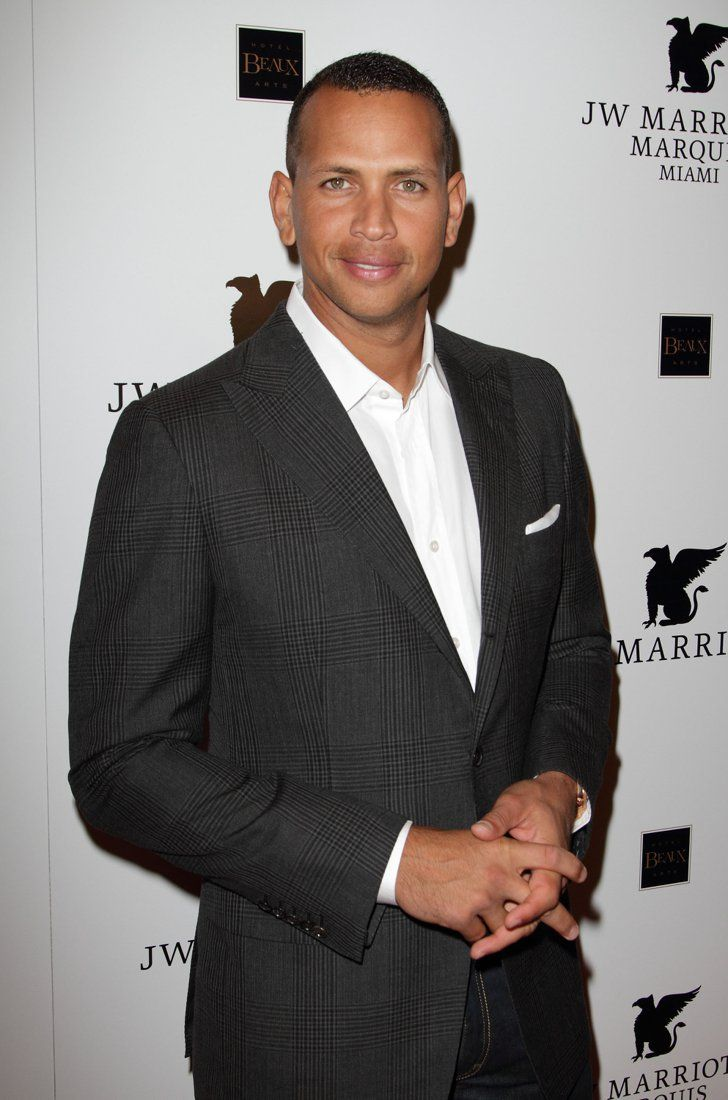Pin for Later: Famous Friends Who Also Share Exes . . . Alex Rodriguez