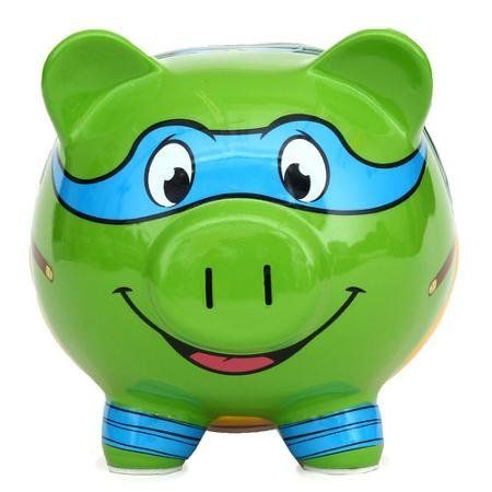 Teenage Mutant Ninja Turtles Leonardo Ceramic Piggy Bank, Leo Coin Bank, TMNT Coin Deposit viacom international Inc. http://www.amazon.com/dp/B00P72PQGE/ref=cm_sw_r_pi_dp_bEoKwb1SJH6EH