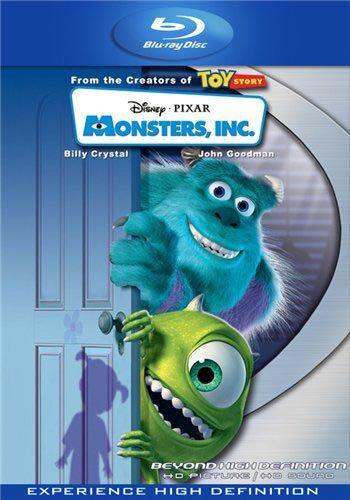 Корпорация монстров / Monsters, Inc. (2001) HD 720 (RU, ENG)