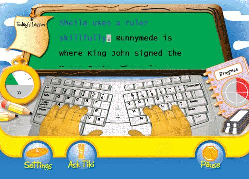 Best Typing games for kids