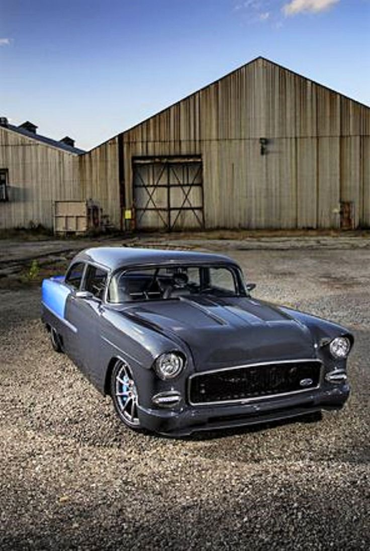 1956 bel air for sale submited images - 1955 Chevrolet 210 Hiding 1300 Horsepower Under The Hood