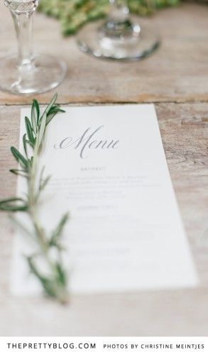 Italian Inspired Wedding Ideas | {Styled Shoots} | The Pretty Blog