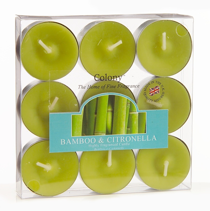 Lime green tea lights, an inexpensive way of adding an accent of colour to your tables.  Just place in clear tealight holders.  £4.99 from www.fuschiadesigns.co.uk.