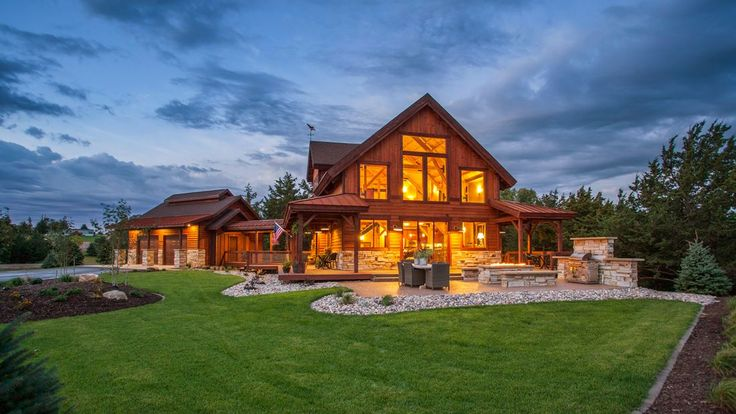 Jja1014 ponderosa country barn home1 homes pinterest for Country barn builders