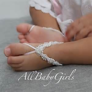 How To Make Crochet Baby Barefoot Sandals - Bing Bilder