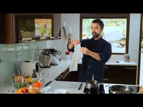 Strudel de Alheira | Ingrediente Secreto