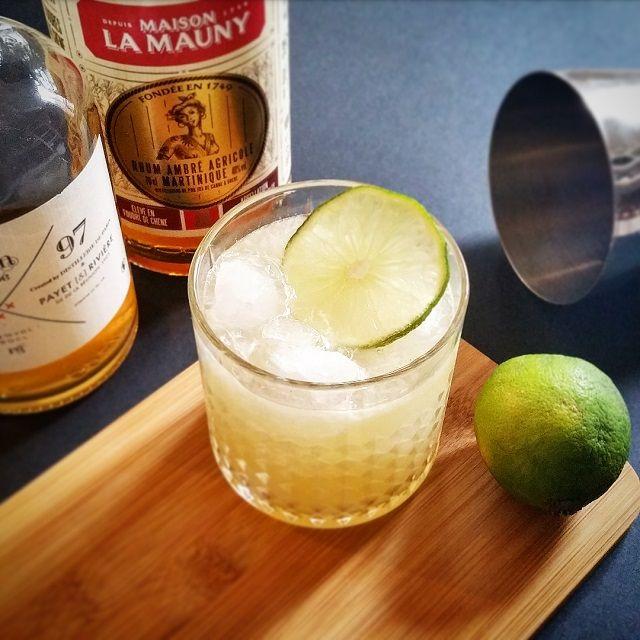 """Cocktail """"Maï Taï"""", de La Martinique à la Jamaïque – Copyright © Gratinez"""