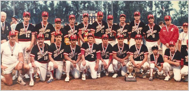 1984 World Champions. Midland, Michigan