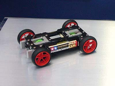 TAMIYA MS-X chassis base unit (concept) on sale in April, 2030 !!?