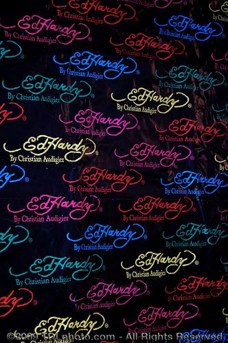 Sinergy presented the Ed Hardy Fashion Show at Club Midtown in Washington, DC (2009)
