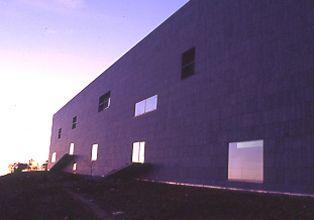 Biblioteca central | Noguerol + Diez | Vigo (2001)