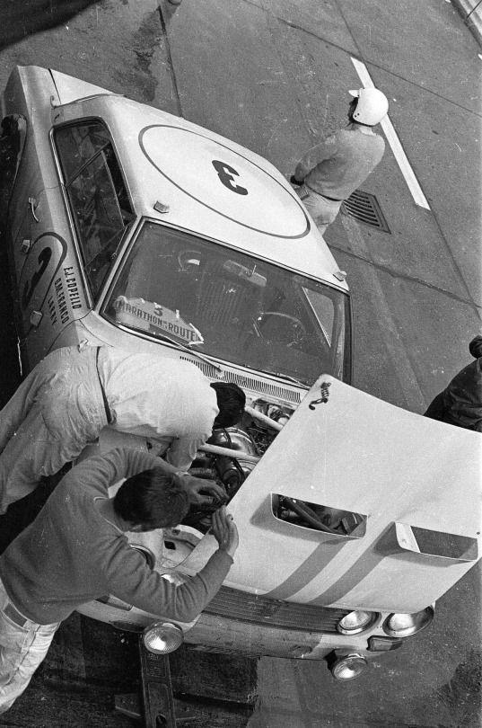 Torino 380w - Nurburgring 1969