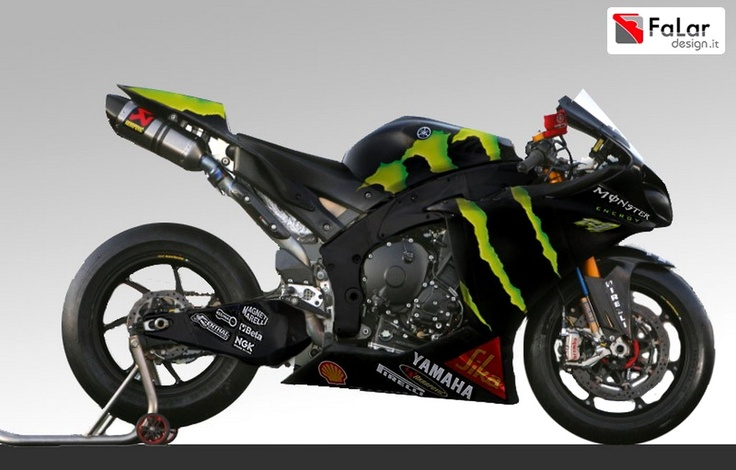 Monster Energy Streetbike Cars Trucks Bikes Boats Toys