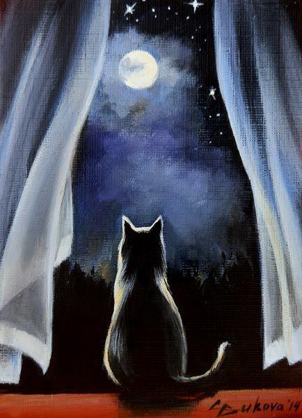 """Night watch"" by G.Bukova"