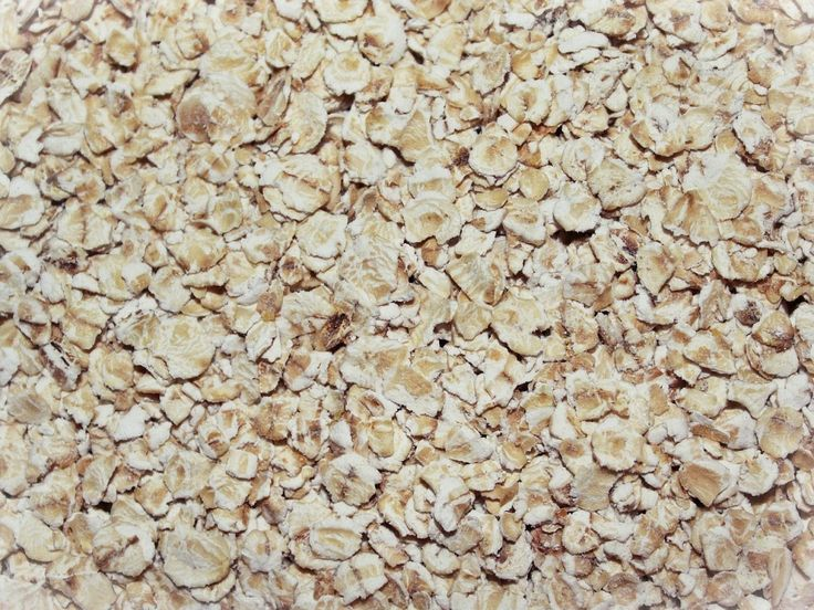 Oatmeal : 12 Foods You Can Use On Your Face Instead Of Beauty Products | TOAT