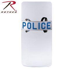 Rothco Anti-Riot Police Shield