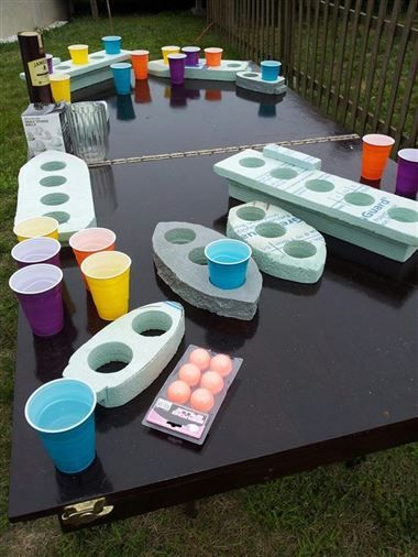 10 Untraditional Ways To Play Beer Pong, Everyone's Favorite Drinking Game