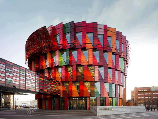 Interesting Buildings: Chalmers University of technology Sweden