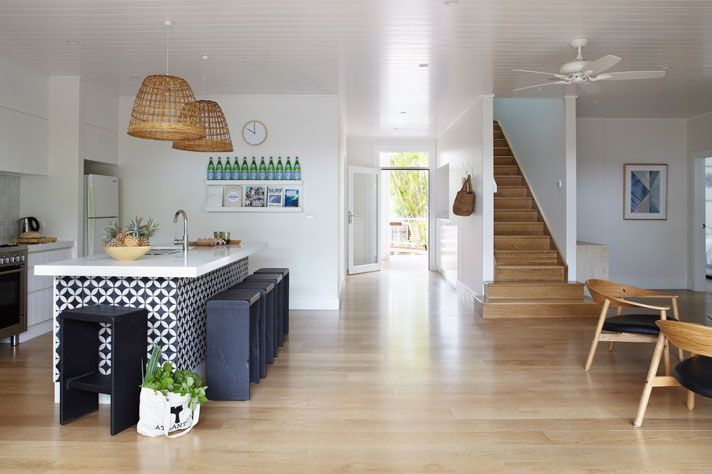 An Atlantic Guesthouse kitchen