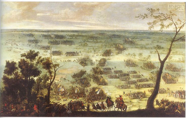 The Battle of Stadtlohn,Pieter Snayers,XVIICent.