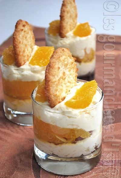 48 best images about zoet in een glaasje on mascarpone caramel apple trifle and