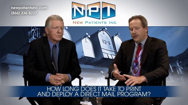 Dental Marketing #67 - How long to deploy direct mail program?