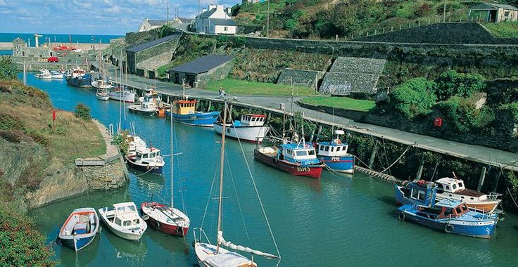 Welcome to Amlwch