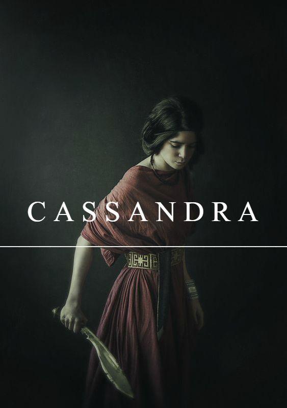 """Cassandra: Greek, """"surpass"""""""