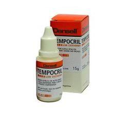 TEMPOCRIL C&B • Acrílico autocurado de baja exotermia para confeccionar coronas y puentes provisorios • Alta fuerza mecánica • Excelente resistencia • Optima estabilidad • Dimensional y de color • LÍQUIDO x 20 ml - Cod 1362