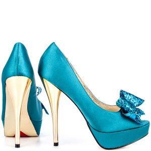 1000  ideas about Teal High Heels on Pinterest | Mint high heels ...