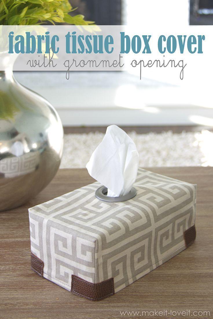 40 Best Diy Tissue Box Cover Images On Pinterest Tissue