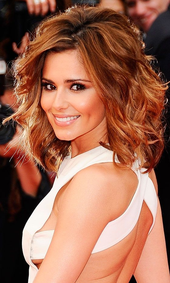Cheryl Cole S Hairstyles Be Inspired Festivals Colors
