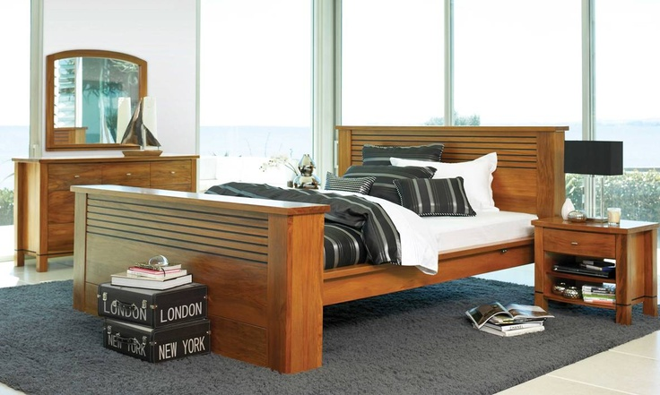 Vision Bedroom Furniture by Ezirest Furniture from Harvey Norman New Zealand