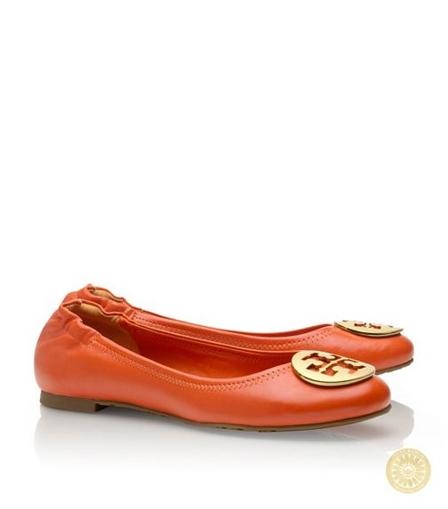 Reva Ballet Flat #ToryBurch #flats #balletflats #shoes