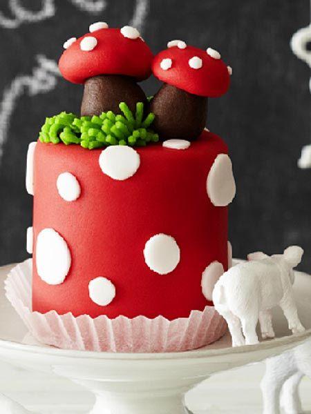 Nougatkuchlein Fur Gluckspilze Rezept Tolle Torten Cake