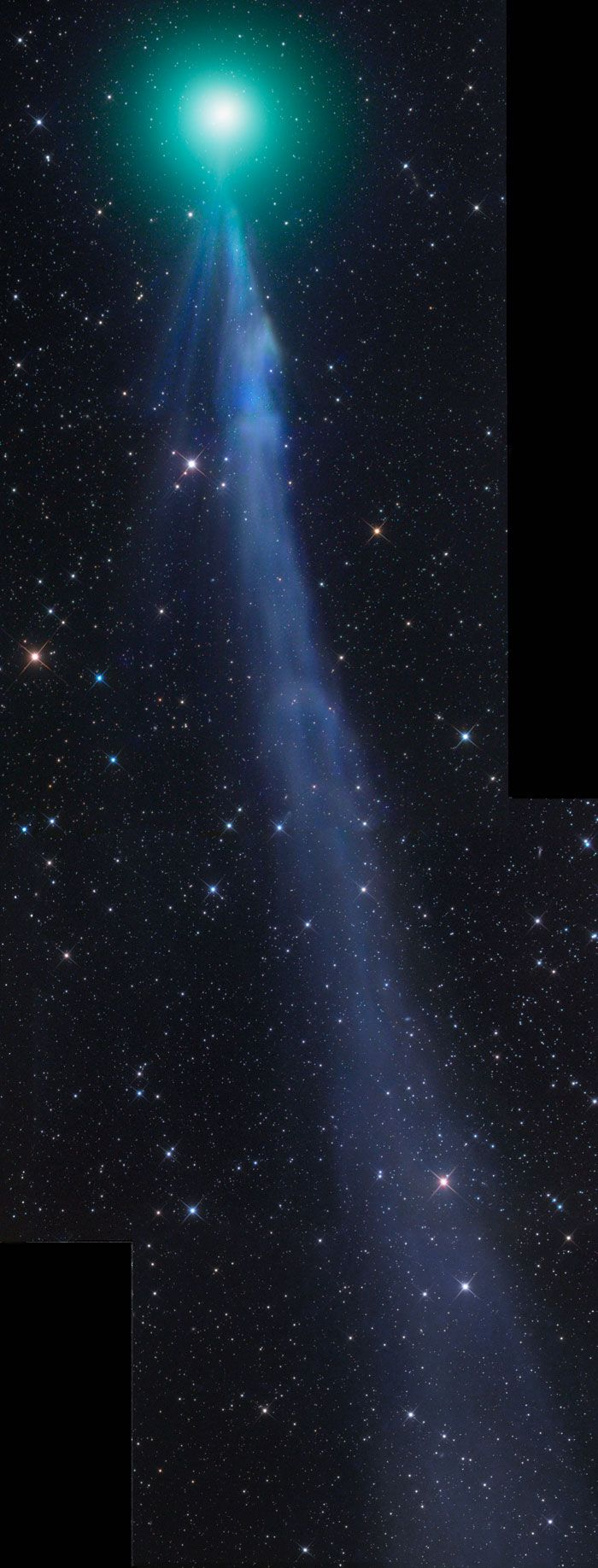 Comet Lovejoy by Gerald Rhemann. js - Just Space