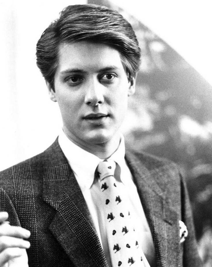 James Spader...I absolutely love this guy!!! All time favorite actor.