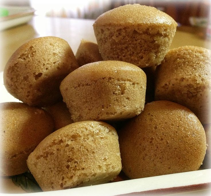 Brown sugar rice cake recipe