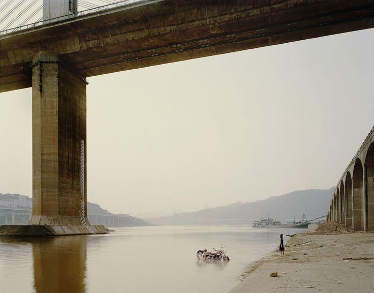 Nadav Kander - Yangtze River Series