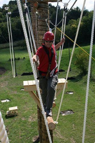 High Ropes #zagreb #stagdo