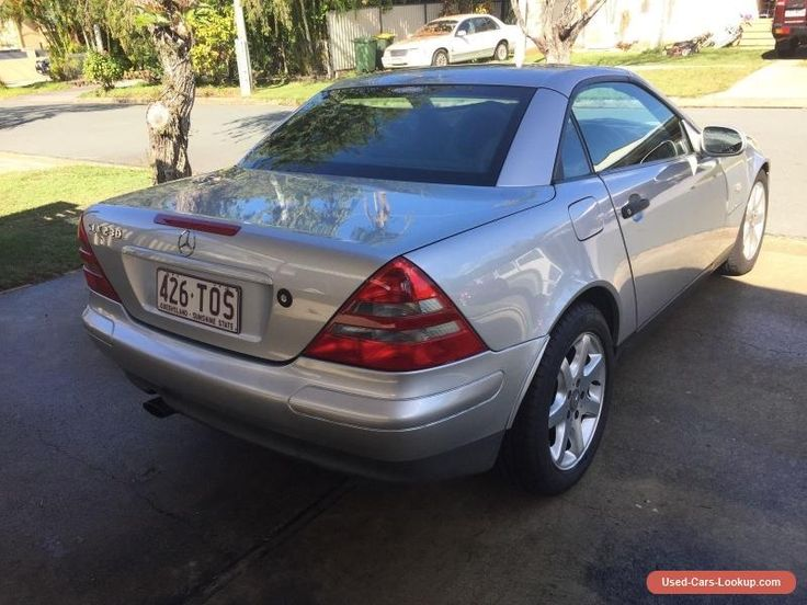 Mercedes SLK 230 #mercedesbenz #forsale #australia
