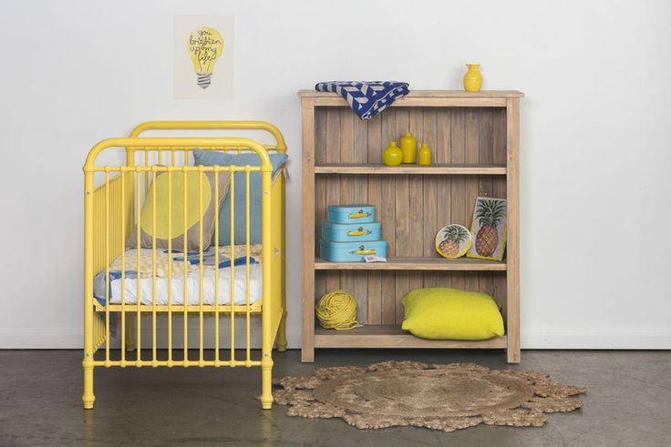 Clancy cot by Incy Interiors
