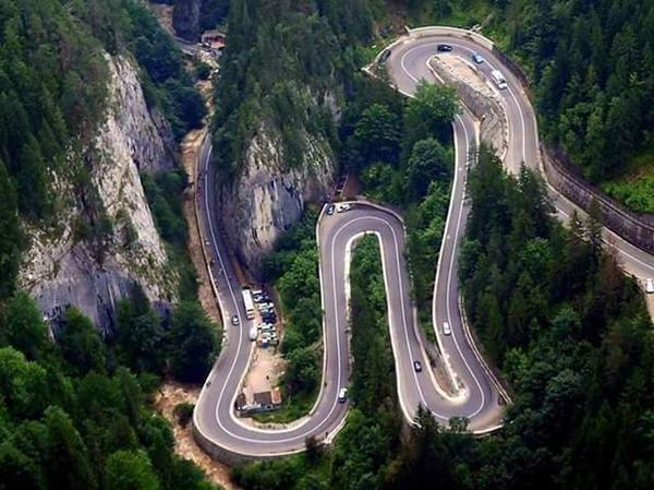 Bicaz Gorges, Haznas National Park, Romania