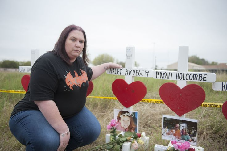 After Texas Shooting, A Grieving Mother Reads Her Daughter's Last Words    Shortly before Haley Krueger, 16, was slain in a massacre, she wrote about heaven in her notebook.   https://www.huffingtonpost.com/entry/texas-shooting-grieving-mother_us_5a04f296e4b0e37d2f3690af?section=us_religion