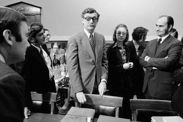 Zeifman said she was one of several individuals – including Marshall, special counsel John Doar and senior associate special counsel (and future Clinton White House Counsel) Bernard Nussbaum – who engaged in a seemingly implausible scheme to deny Richard Nixon the right to counsel during the investigation.